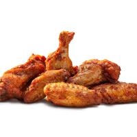 Meniu arpioare crispy / barbeque 12 buc logo