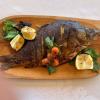 Pește logo