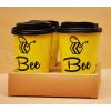 BEE  COFFEE SPECIALTIES  logo