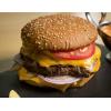 Burgers Promo Pepsi 330 ml Free logo