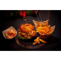 Grilled Chicken Burger logo