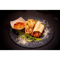 Hortobagyi Wrap with Parmesan and Bacon logo